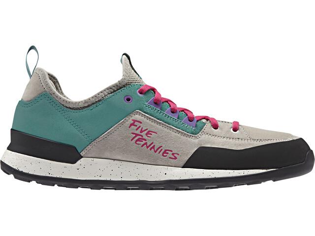 6d9e5a4aa adidas Five Ten Five Tennie Shoes Men lbrown/trugrn/real magenta at ...